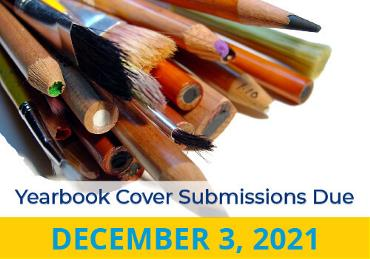 Yearbook cover contest 2021 Image